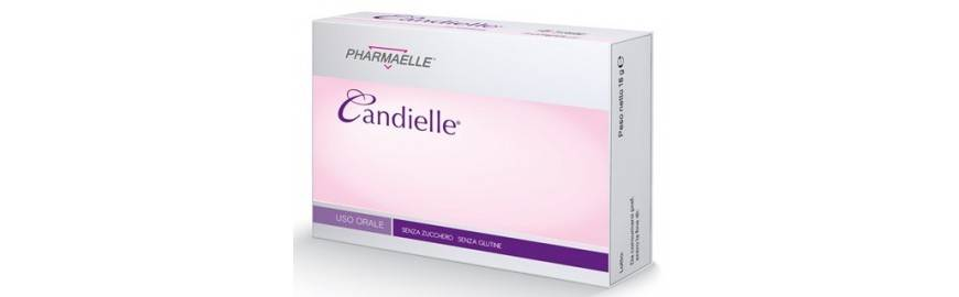 Pharmaelle Candielle 20 Compresse