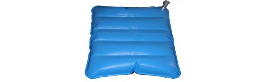 farmacare cuscino antidecubito ad aria/acqua dimensioni 41 x 41 cm