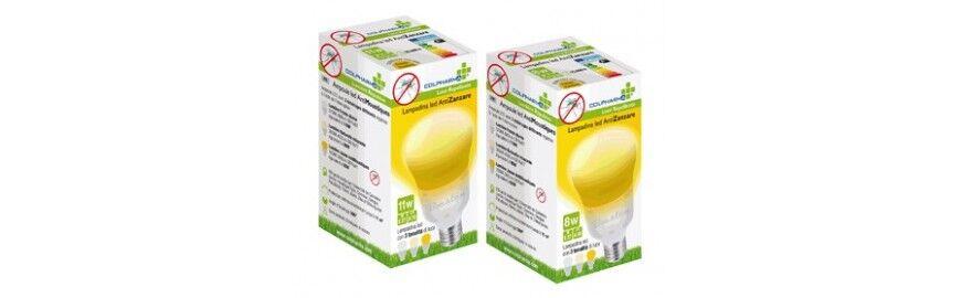 colpharma srl colpharma lampadina led antizanzara 11 watt