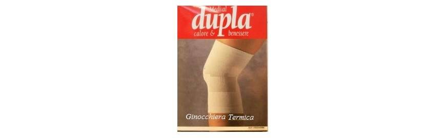 welcome pharma ginocchiera termica dupla camel l
