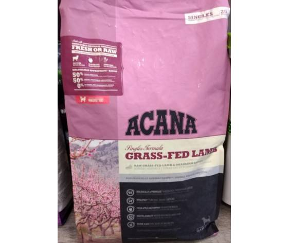 ACANA Crocchette Feed Lamb 11,4 Kg