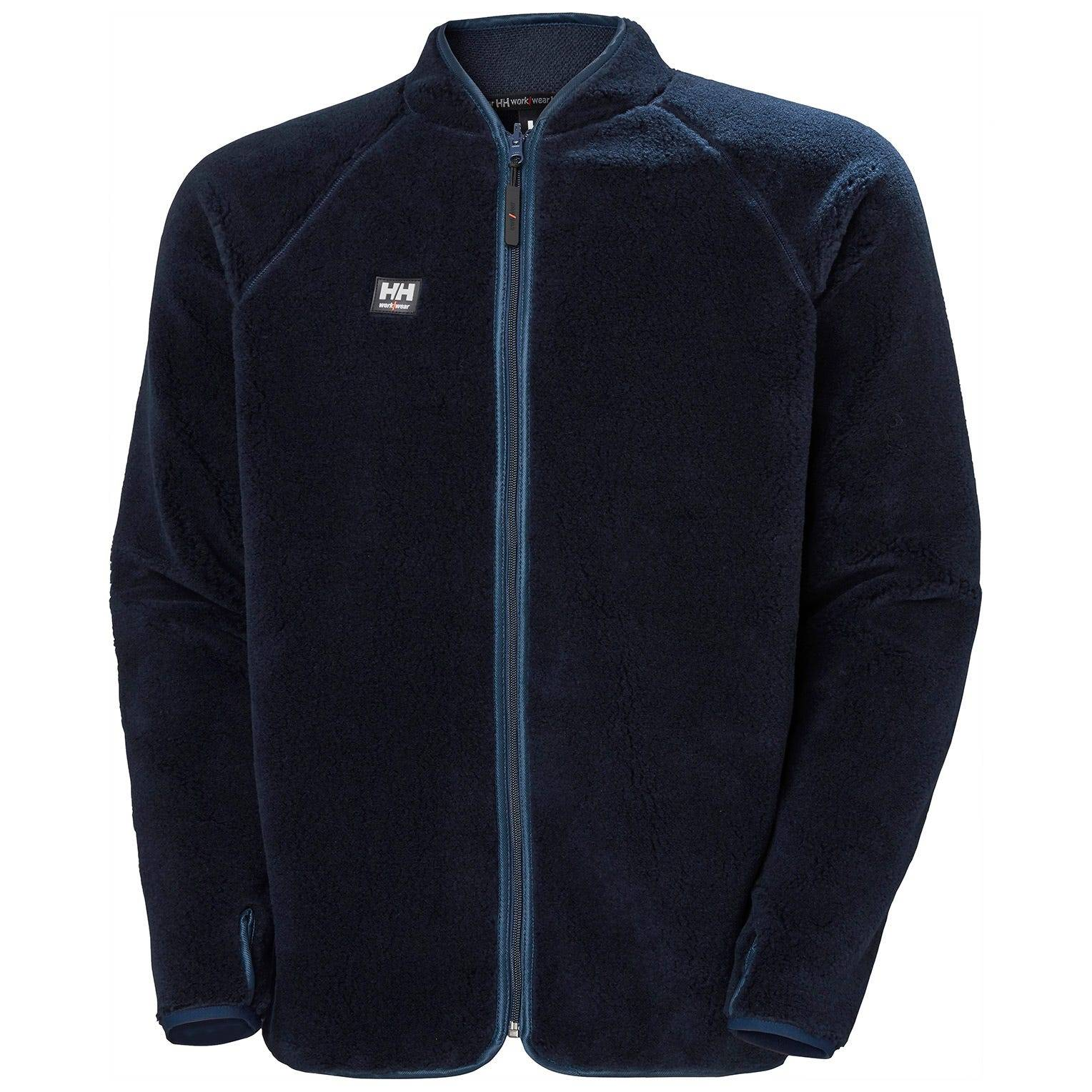 HH Workwear Workwear Helly Hansen Giacca Reversibile Basel XL Navy