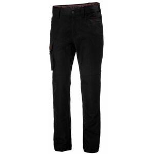 HH Workwear Helly Hansen W Luna Pantaloni Da Lavoro Na 8/30 Nero