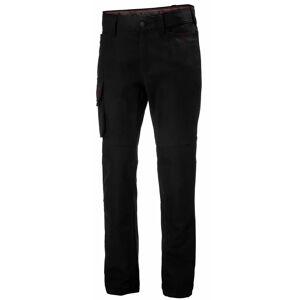 HH Workwear Helly Hansen W Luna Pantaloni Da Lavoro Na 6/30 Nero
