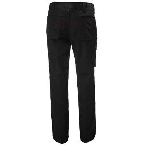 HH Workwear Helly Hansen W Luna Pantaloni Da Lavoro Na 4/30 Nero