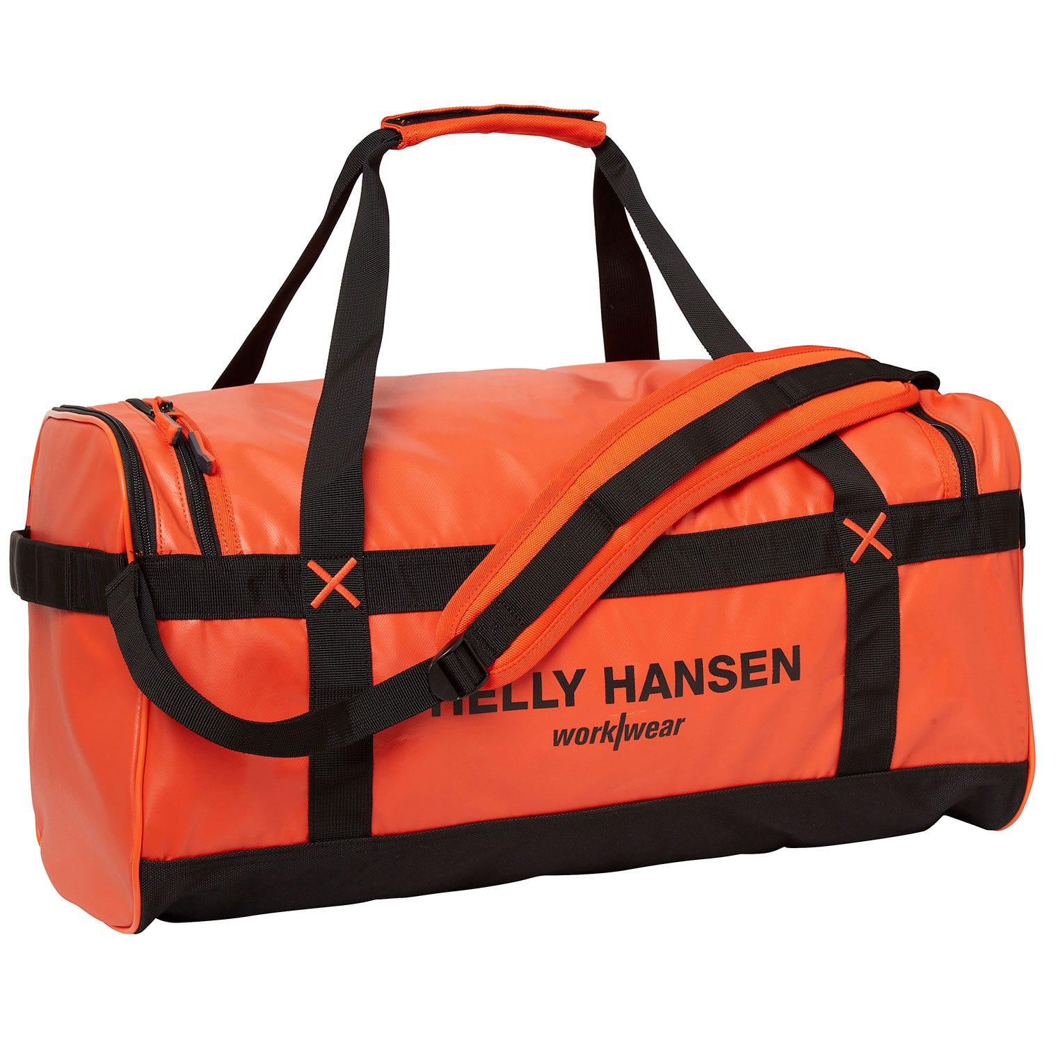 HH Workwear Workwear Helly Hansen Hh Borsone Da Lavoro 50l STD Arancione