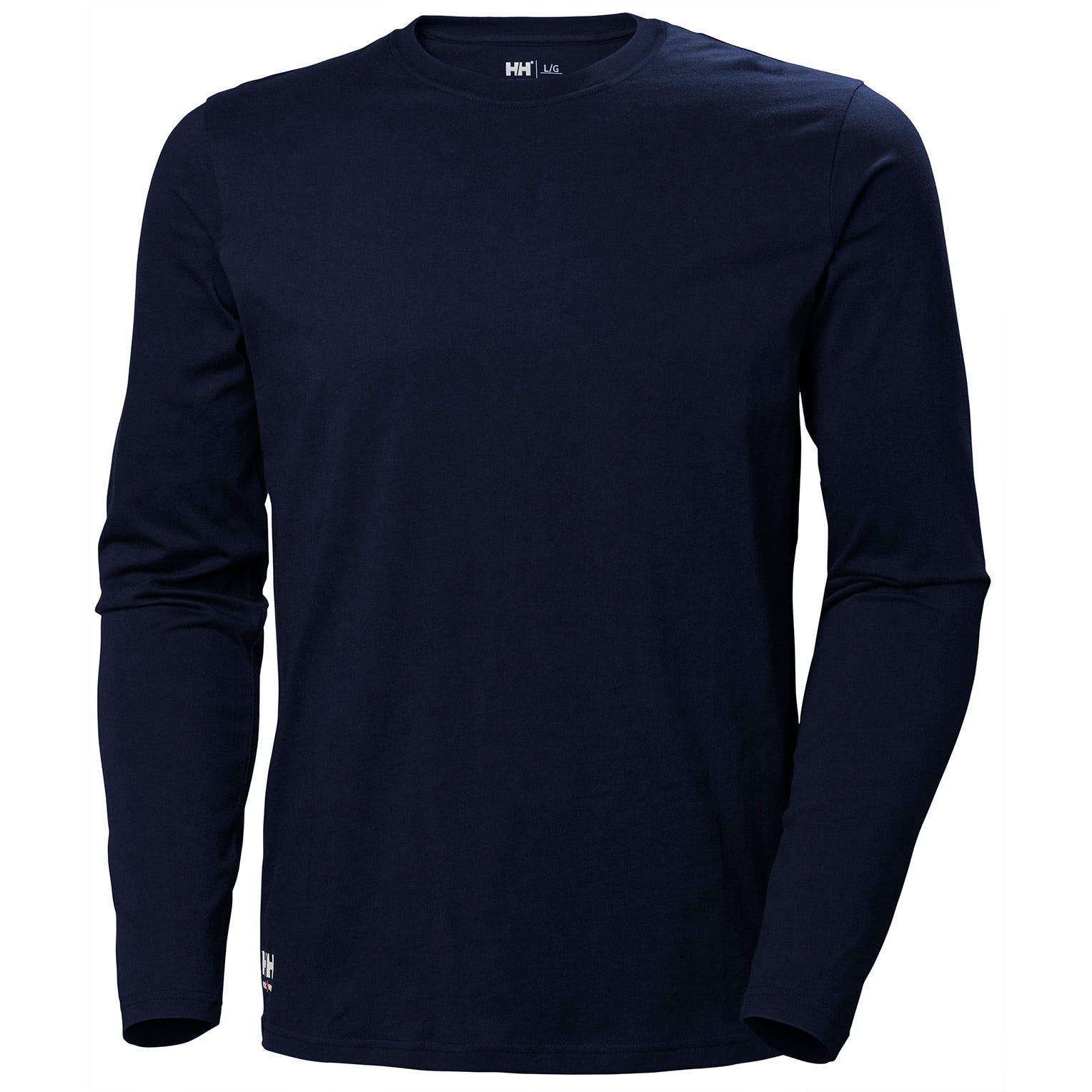 HH Workwear Workwear Helly Hansen Manchester Longsleeve XS Navy