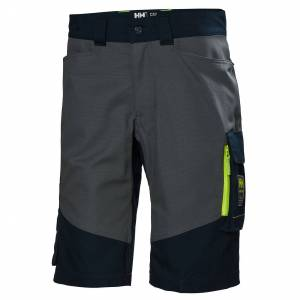HH Workwear Helly Hansen Pantaloni Corti Da Lavoro Aker C48 Navy