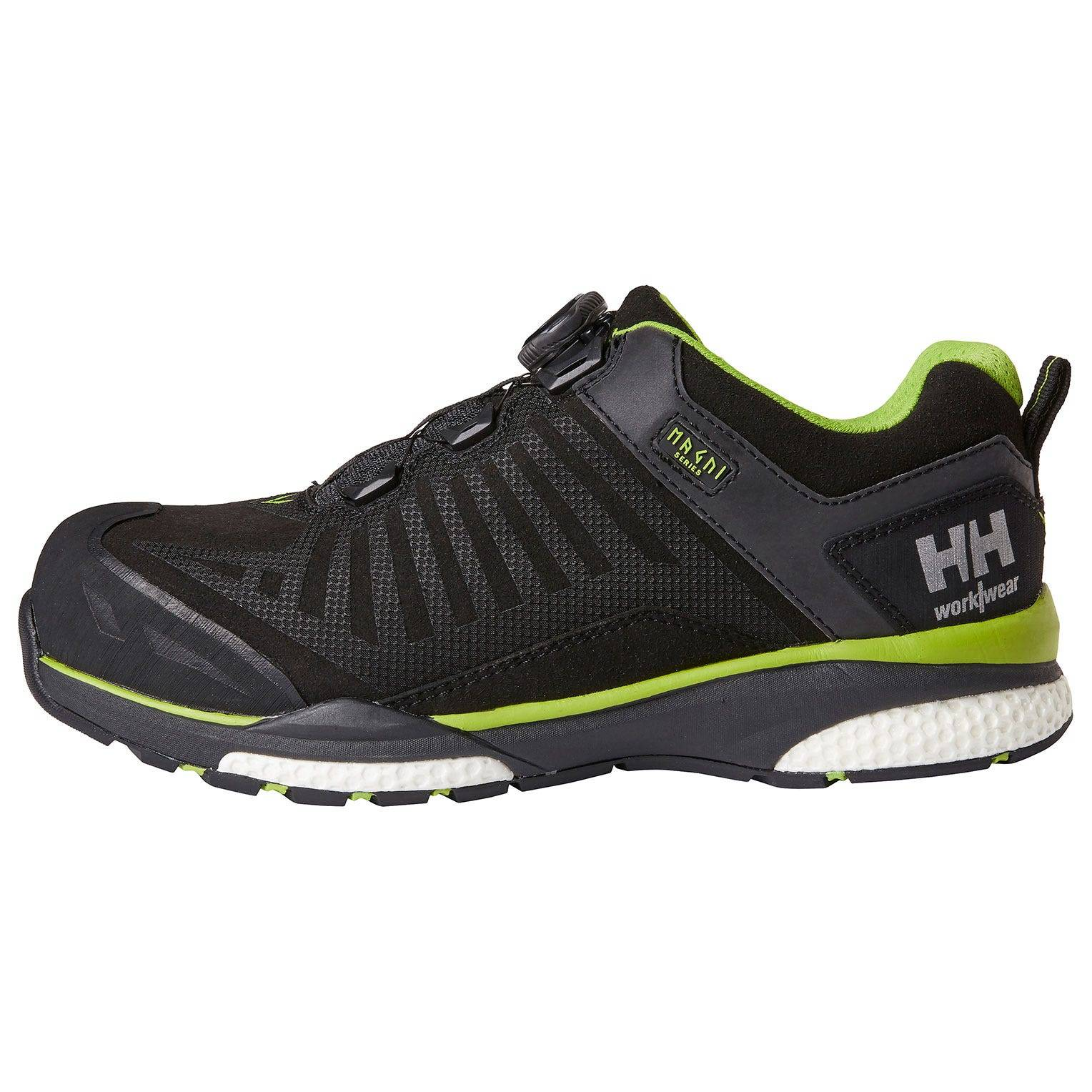 hh workwear workwear helly hansen magni low boa s3 waterproof safety shoes 48 nero