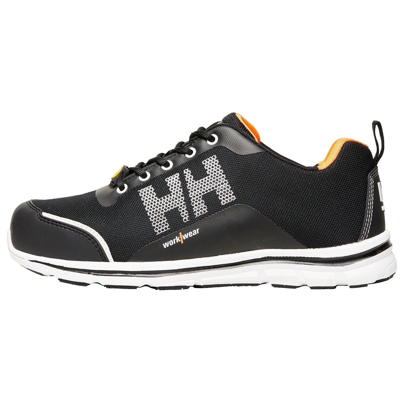 hh workwear workwear helly hansen scarpa antinfortunistica oslo certificata s3 con punta in alluminio 47 nero