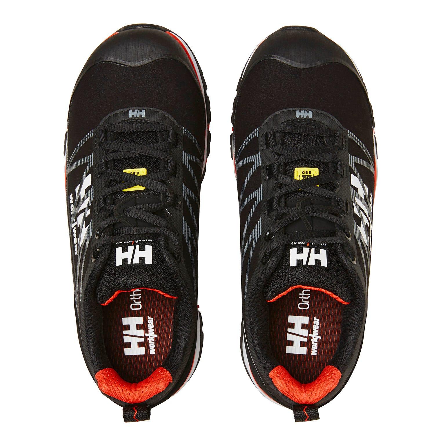 HH Workwear Workwear Helly Hansen Women's Luna Low S3 Safety Shoes 40 Nero