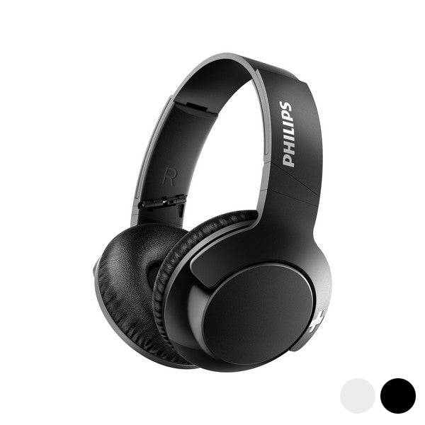 Philips Foldable Headphones With Bluetooth Philips Shb-3175/00 Usb Bass+ 40 Mw