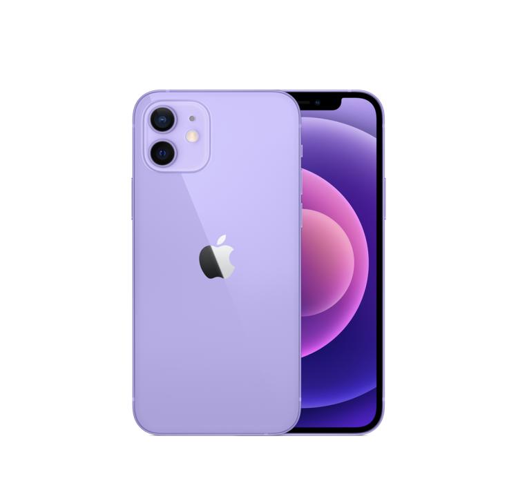 Apple iPhone 12 128GB Viola Europa