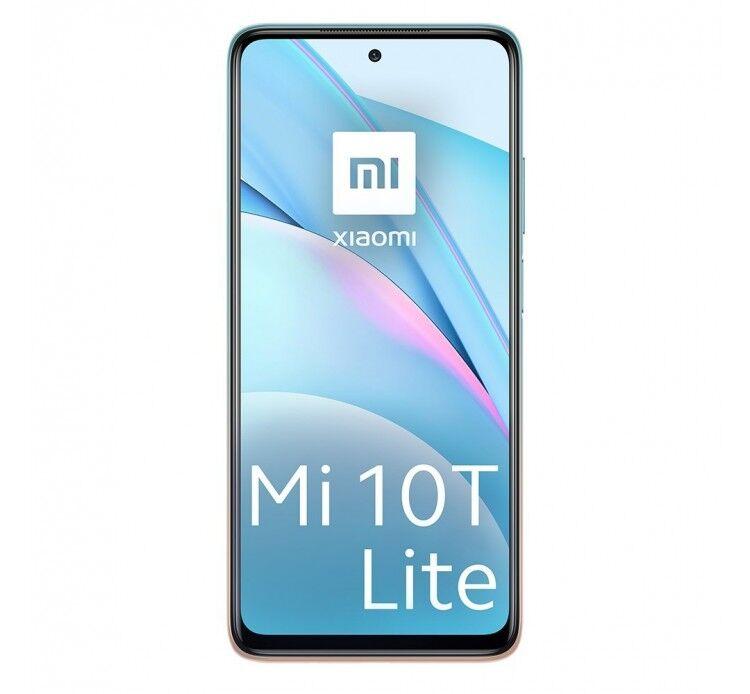 Xiaomi Mi 10T Lite 5G 6GB 128GB Dual Sim Rosa Oro Italia