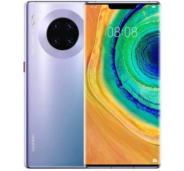 Huawei Mate 30 Pro Dual Sim 8GB 256GB Silver Italia