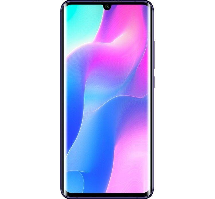 Xiaomi Mi Note 10 Lite 64GB 6GB Purple Dual Sim Europa