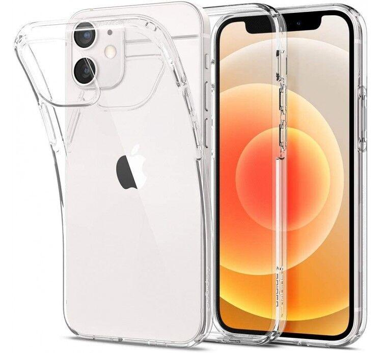 Apple Cover slim case Iphone 12 mini trasparente