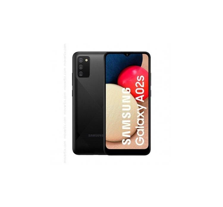 Samsung Galaxy A02s A025G/DSN Dual Sim 3GB RAM 32GB Nero Europa