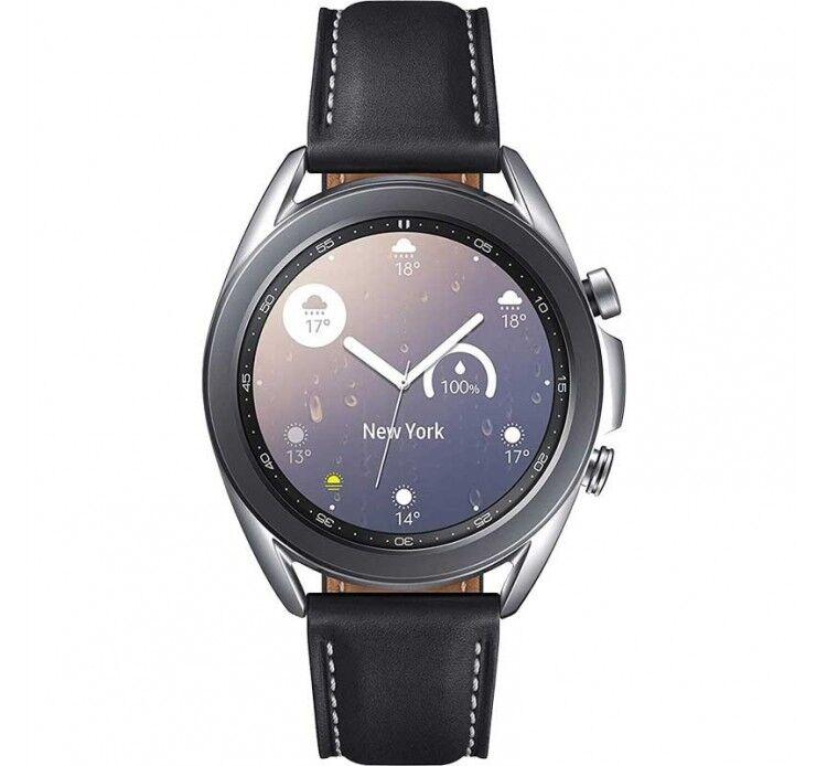 Samsung Smartwatch Samsung Watch 3 R850 Argento Europa