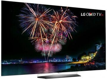 "LG 55B6V TV OLED 55"" 4K HDR DOLBY VISION SMART OLED 4K HDR Supporto HDR 10 & Dolby Vision Design Ultra Slim Sistema Audio Harman Kardon Smart TV webOS 3.0 + Puntatore. ZERO ORE GARANZIA 24 MESI"