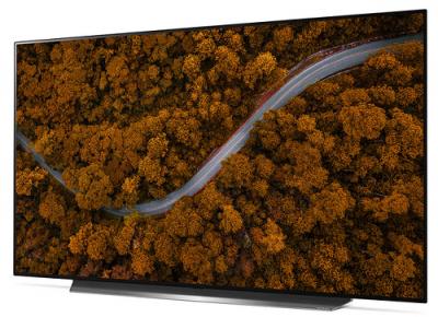 """LG OLED 2020 ESPOSITIVO ZERO ORE : 55CX6LA 55"""" Al Alfa9 Terza Gen 4K Cinema HDR Smart TV Dolby Atmos - GARANZIA 24 MESI ITALIA - 55CX Nuova Serie"""