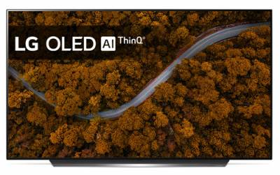 "LG OLED 2020 ZERO ORE : 65CX6LA 65"" Al Alfa9 Terza Gen 4K Cinema HDR Smart TV Dolby Atmos - GARANZIA 24 MESI ITALIA - 65CX Zero ore"
