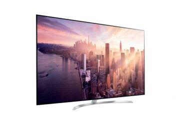 LG Smart Tv 65SJ850V Led 65'' 4K Super Ultra HD Dvb-T2 HEVC Classe A+ WiFi Hdmi Usb CI+ 2017 - NANO CELL - STOCK DI MAGAZZINO GARANZIA 24 MESI (Italia)