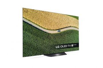 "LG OLED 2019 ZERO ORE: 55B9 TV 55"" ULTRA HD 4K UDH Alexa ALFA7 CINEMA HDR 55B9PLA GARANZIA 24 MESI"