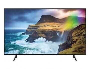 "Samsung QLED QE65Q70RA TV 65"" ULTRA HD 4K UHD SMART TV WI-FI DTB2/T2/S2 QE65Q70 - RIMANENZA DI MAGAZZINO GARANZIA ITALIA"