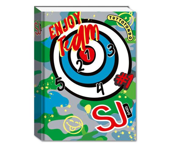 seven diario scolastico  sj gang boy-1