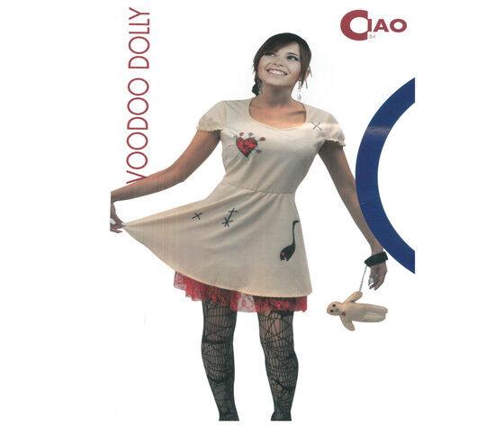 Costume Halloween Bambola Voodoo