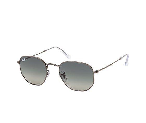 ray ban occhiale da sole hexagonal metal 3548,