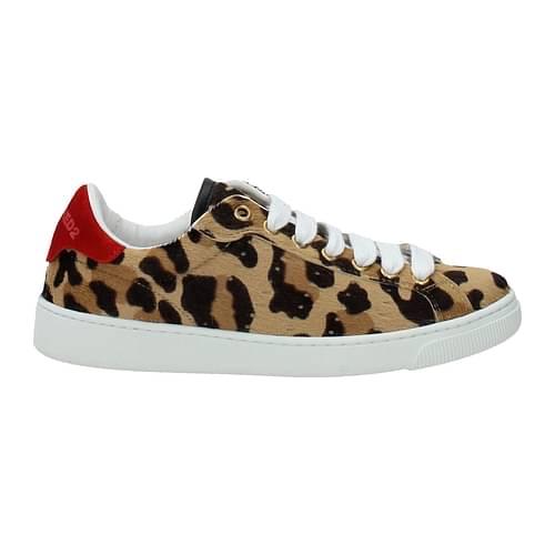 Dsquared2 Sneakers Donna Cavallino Marrone 35