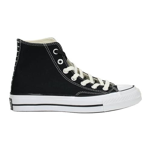 Converse Sneakers chuck Donna Tessuto Nero Grigio 37