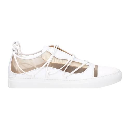 Dsquared2 Sneakers riri Donna Pelle Bianco 36