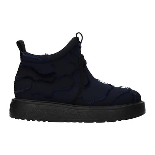 Christian Dior Sneakers Donna Tessuto Blu Blu Marino 38