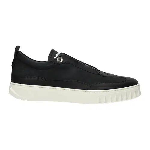 Salvatore Ferragamo Sneakers aaron Uomo Pelle Nero 41