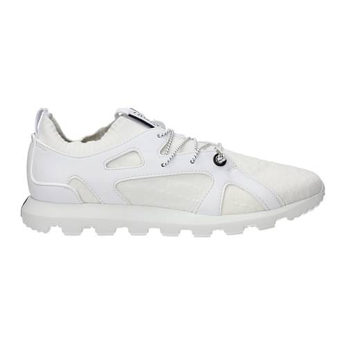 Zegna Sneakers techmerino Uomo Tessuto Bianco 42
