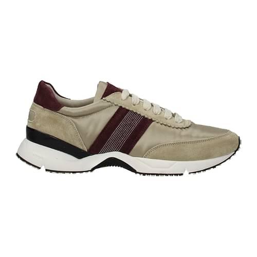 Brunello Cucinelli Sneakers Donna Tessuto Beige 40