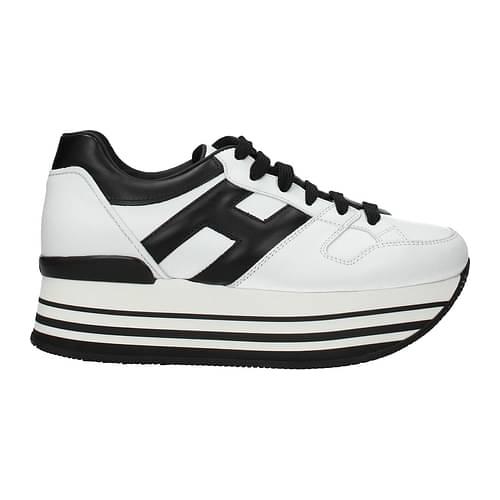 Hogan Sneakers Donna Pelle Bianco 39.5