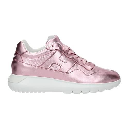 Hogan Sneakers Donna Pelle Rosa 35
