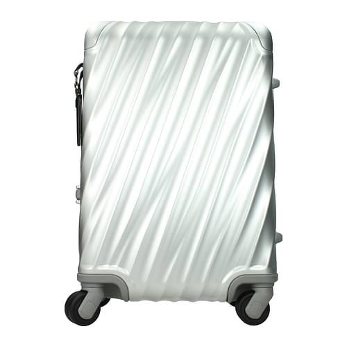 Tumi Trolley 19 degree aluminum 31l Uomo Alluminio Argento One Size