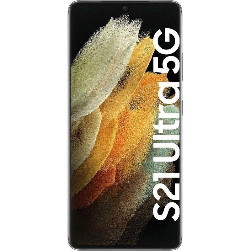 Samsung Galaxy S21 Ultra 5G 256GB Phantom Silver ITALIA