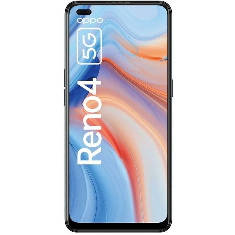 Oppo Reno4 5G Dual Sim 8GB RAM 128GB Black