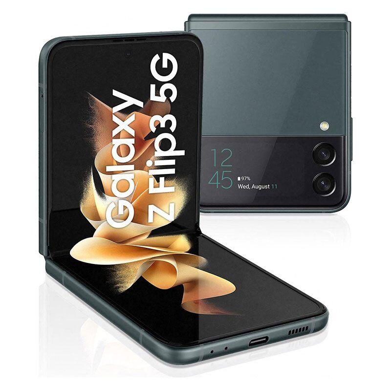 Samsung Z Flip 3 F711B 5G Dual Sim 8/128GB Green