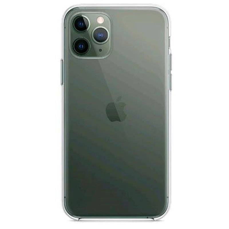 Apple IPHONE 11 PRO COVER CLEAR CASE IN TPU TRASPARENTE