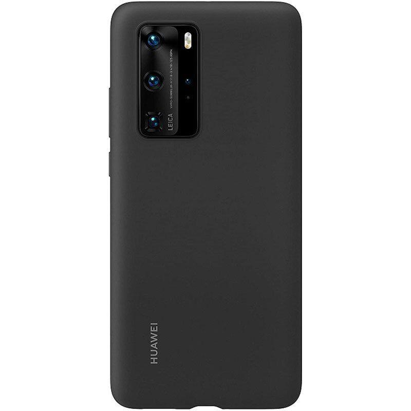 Huawei Custodia originale per Huawei P40 Pro - nera