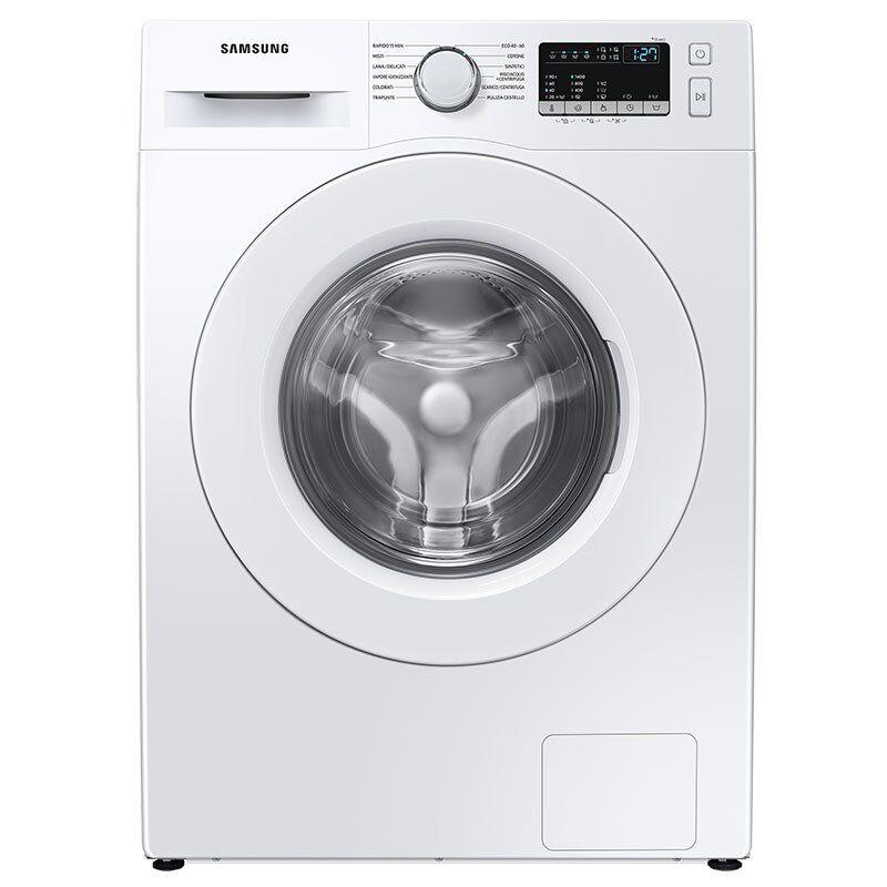Samsung WW90T4040EE lavatrice Libera installazione Caricamento frontale 9 kg 1400 Giri/min Bianco Italia
