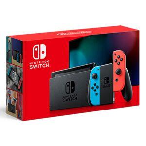 Nintendo SWITCH CONSOLE JOY-CONROSSO/BLU