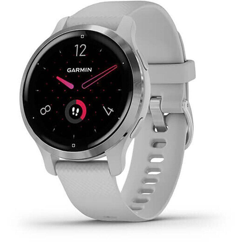 garmin smart watch gps garmin venu 2s argento